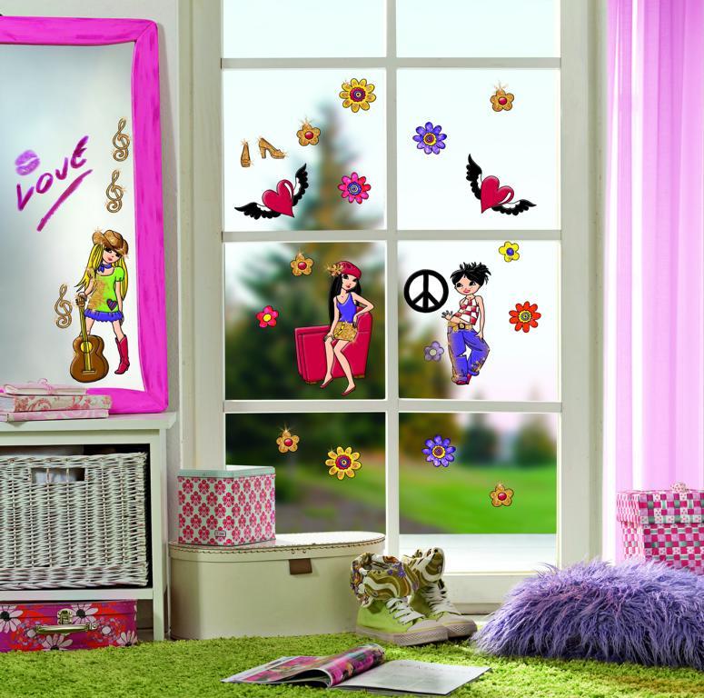 window color marabu kreativ. Black Bedroom Furniture Sets. Home Design Ideas