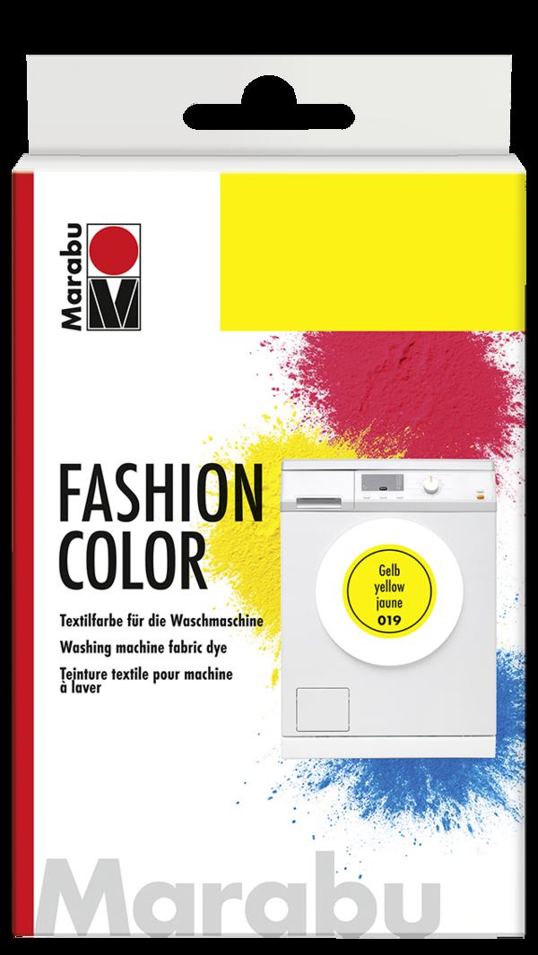 """Marabu Textilfarbe /""""Fashion Color/"""" gelb 019"""