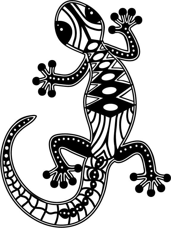 Marabu Pochoir invers/é silhouette